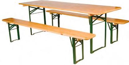 Alquiler y venta de mesas plegables sillas y bancos for Patas de mesa plegables